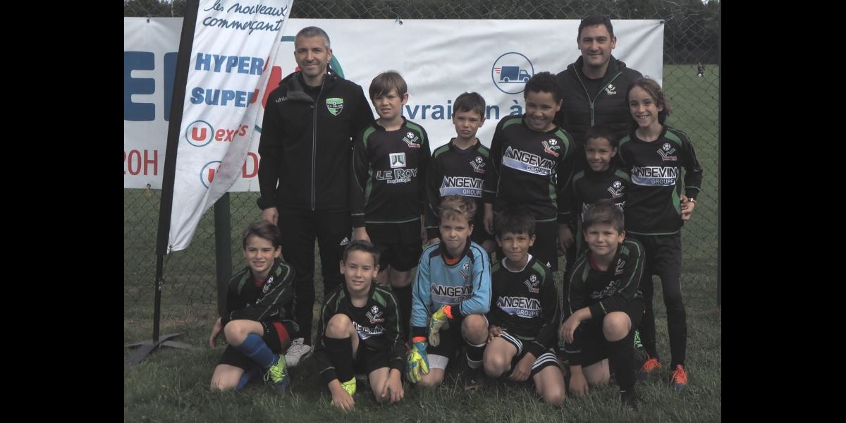 Tournoi U11 2019 FC Guichen - US Bel Air 2