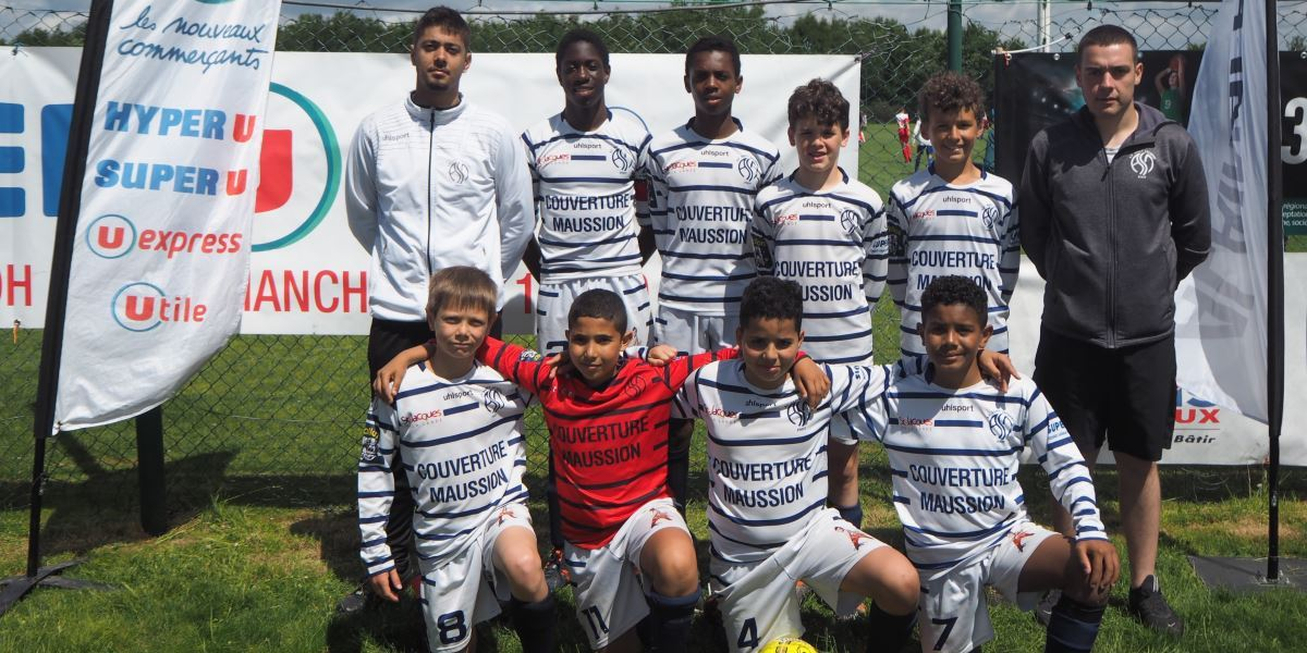 Tournoi U13 2019 FC Guichen - AS St Jacques 1