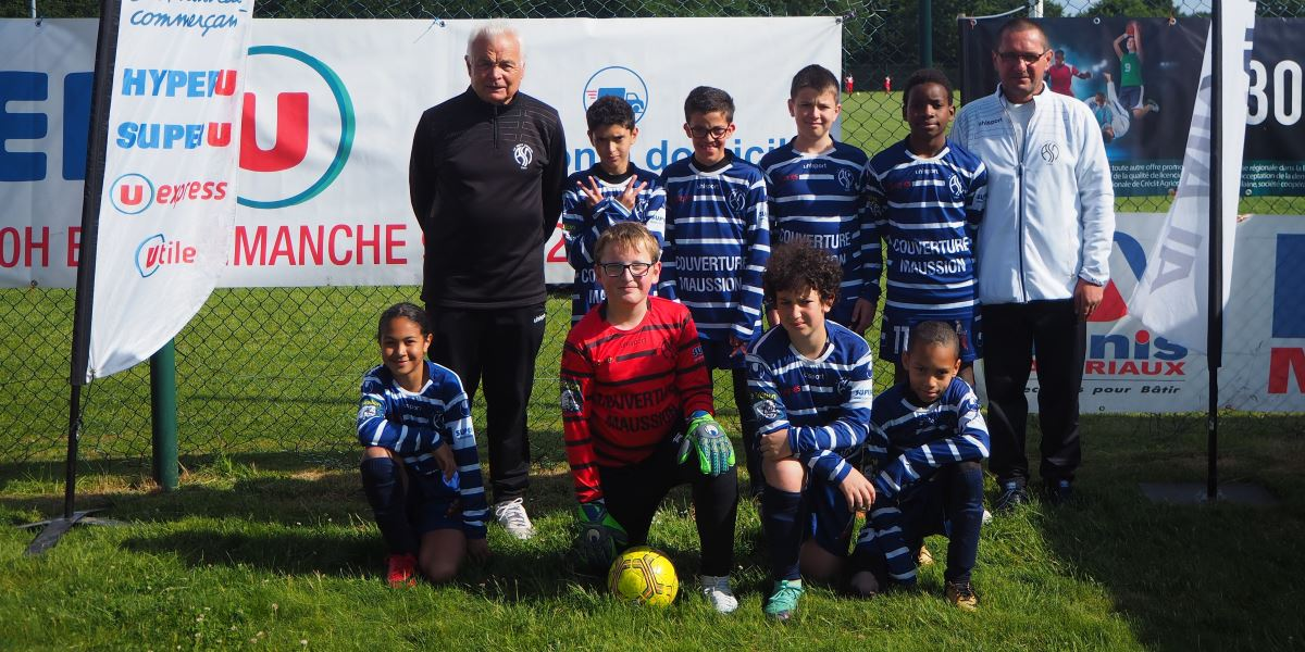 Tournoi U13 2019 FC Guichen - AS St Jacques 2