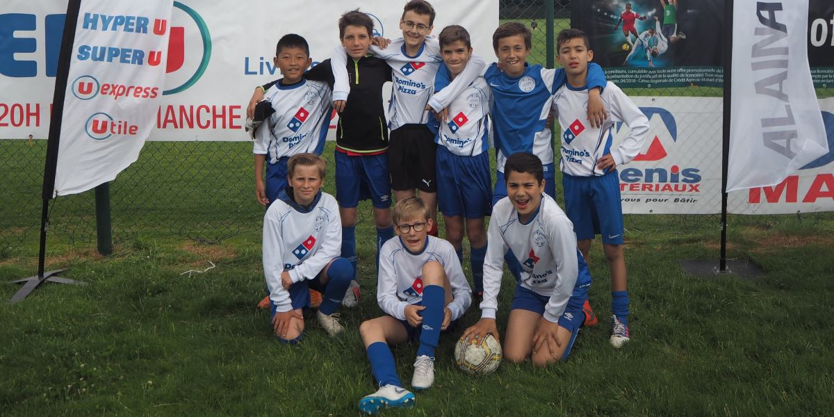 Tournoi U13 2019 FC Guichen - CS Betton
